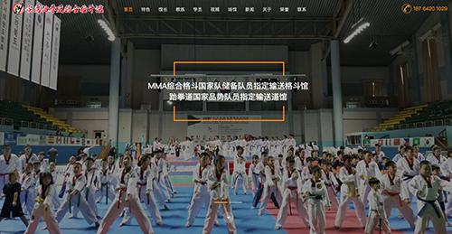 金鹰跆拳道武道馆
